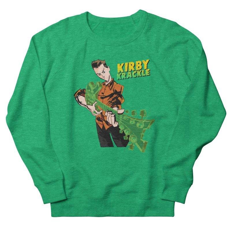 Kirby Krackle - Ring Capacity Logo Men's Sweatshirt by Kirby Krackle's Artist Shop