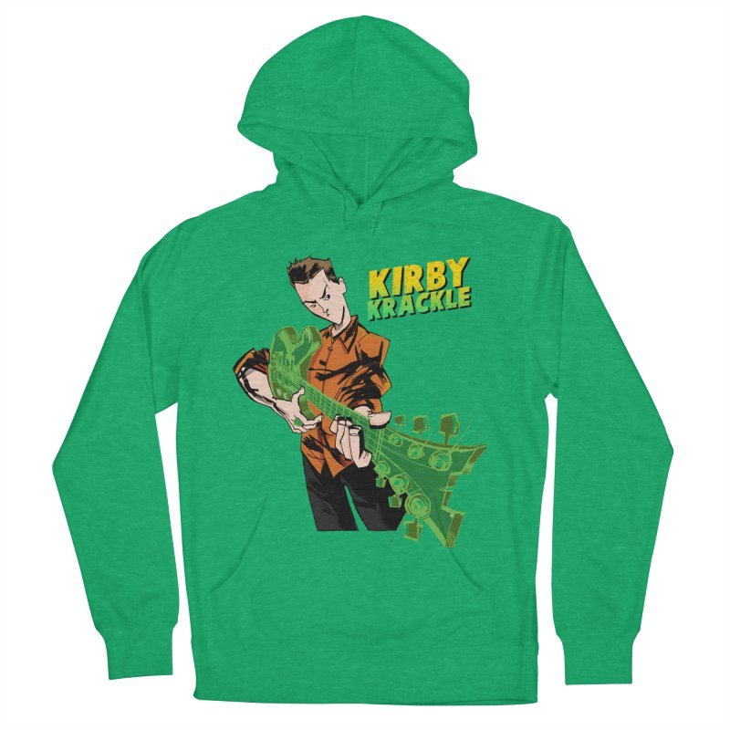 Kirby Krackle - Ring Capacity Logo Men's Pullover Hoody by Kirby Krackle's Artist Shop