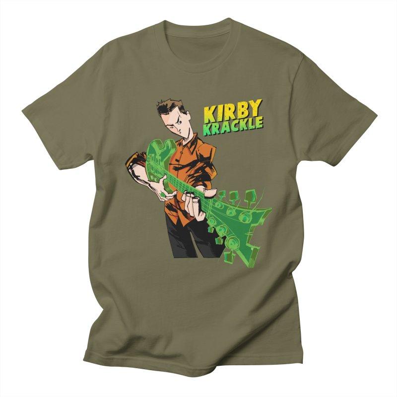 Kirby Krackle - Ring Capacity Logo Women's Regular Unisex T-Shirt by Kirby Krackle's Artist Shop