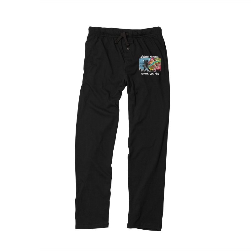 Kirby Krackle - Sounds Like You Album Cover Men's Lounge Pants by Kirby Krackle's Artist Shop