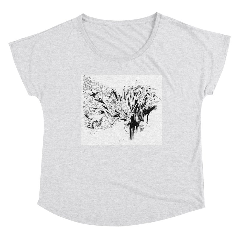Women's None by Kirby Krackle's Artist Shop