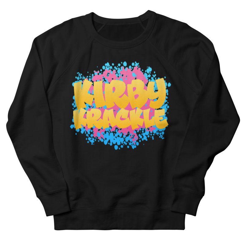 Kirby Krackle - Harajuku Logo Women's Sweatshirt by Kirby Krackle's Artist Shop