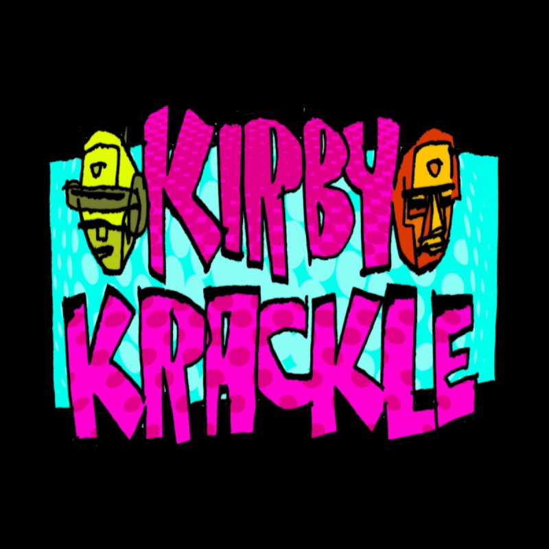 Kirby Krackle - 2017 Logo None  by Kirby Krackle's Artist Shop