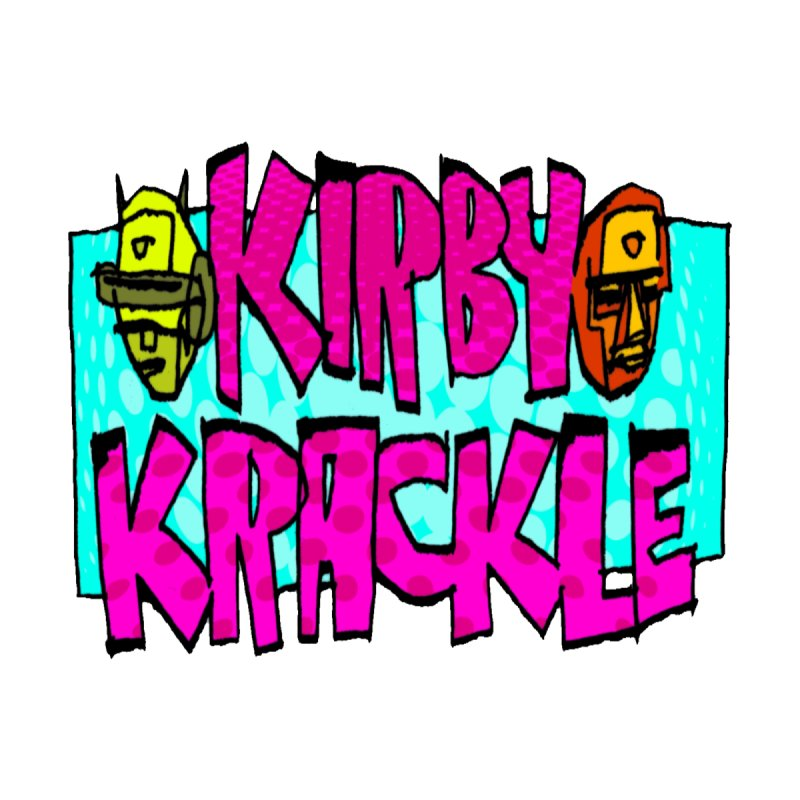 Kirby Krackle - 2017 Logo by Kirby Krackle's Artist Shop