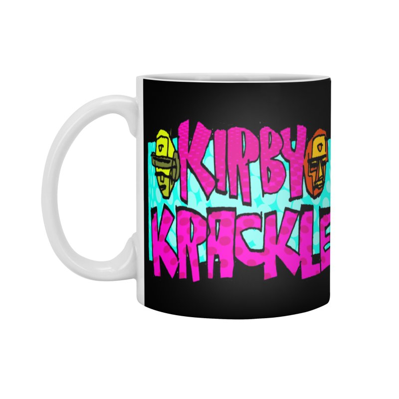 Kirby Krackle - 2017 Logo Accessories Standard Mug by Kirby Krackle's Artist Shop