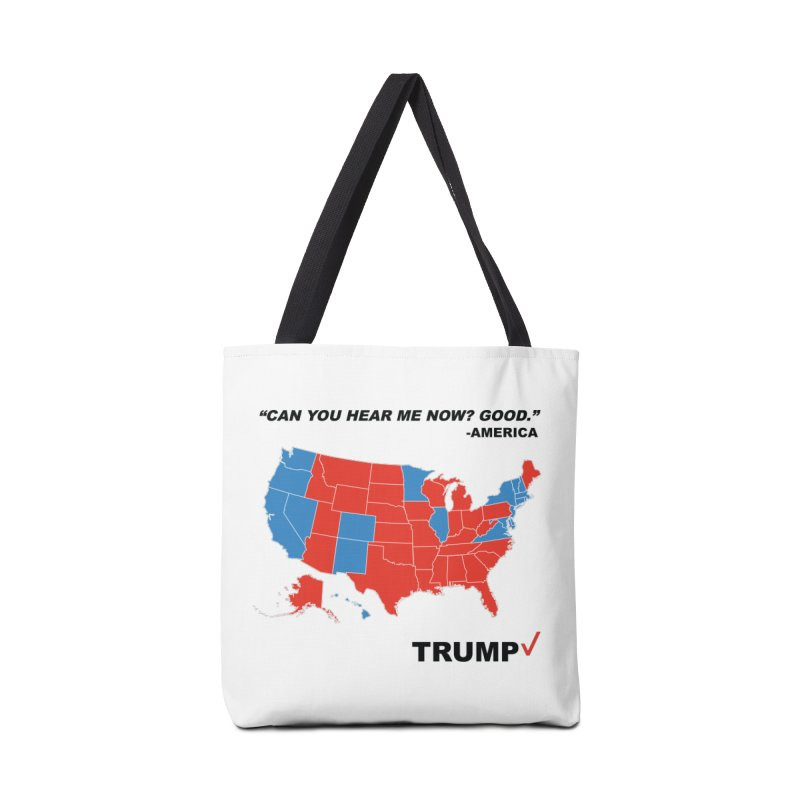 Mr President. Accessories Bag by kirbymack's Artist Shop