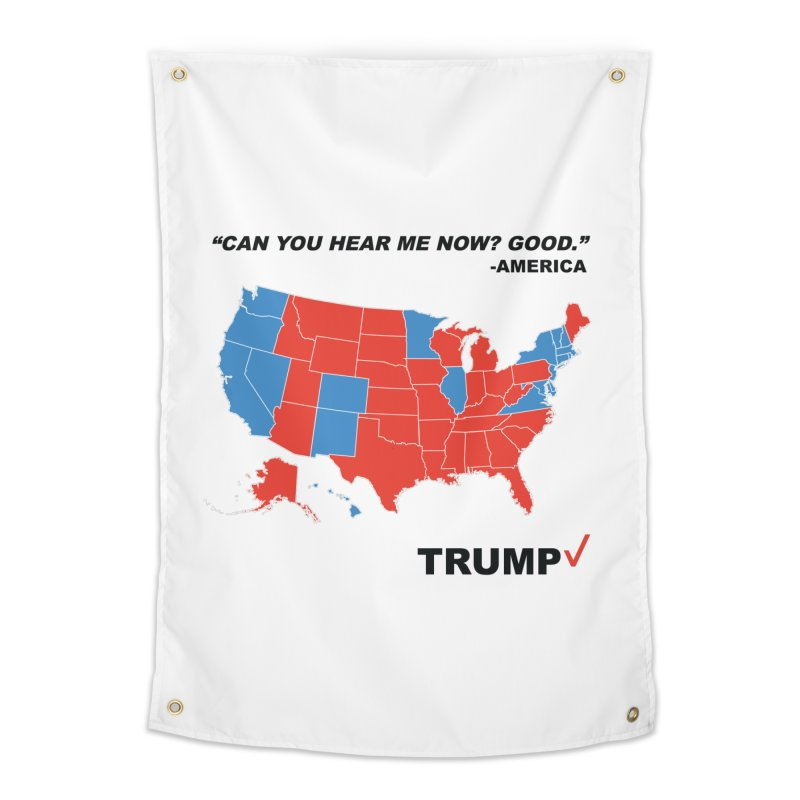 Mr President. Home Tapestry by kirbymack's Artist Shop