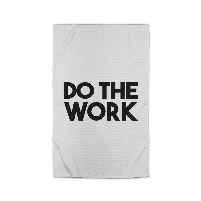 Do The Work Home Rug by kirbymack's Artist Shop