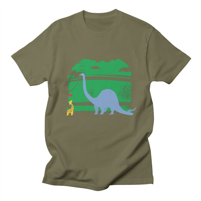 Love Wins! Men's T-Shirt by kirbymack's Artist Shop
