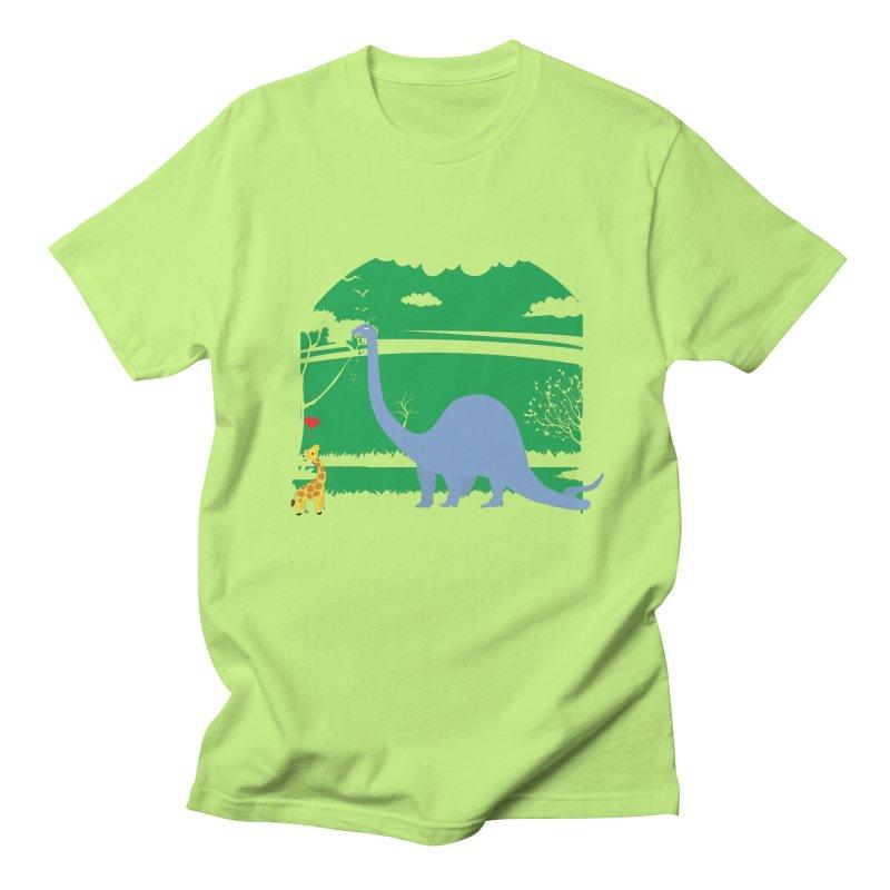 Love Wins! Men's Regular T-Shirt by kirbymack's Artist Shop