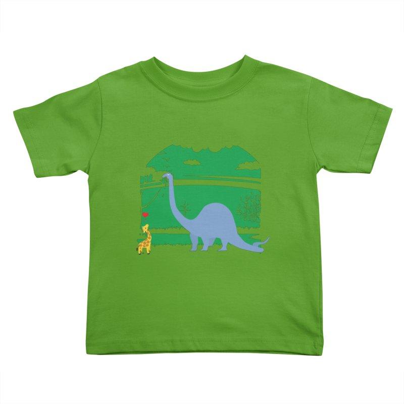 Love Wins! Kids Toddler T-Shirt by kirbymack's Artist Shop