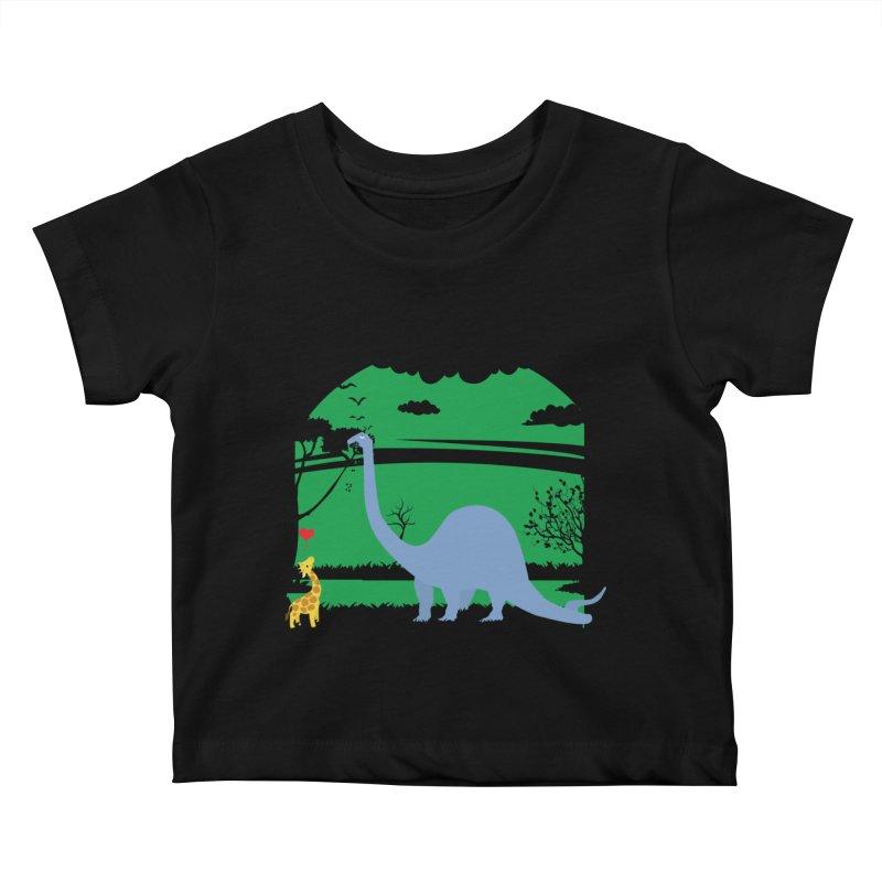 Love Wins! Kids Baby T-Shirt by kirbymack's Artist Shop