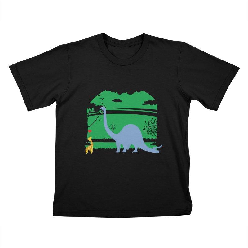 Love Wins! Kids T-Shirt by kirbymack's Artist Shop
