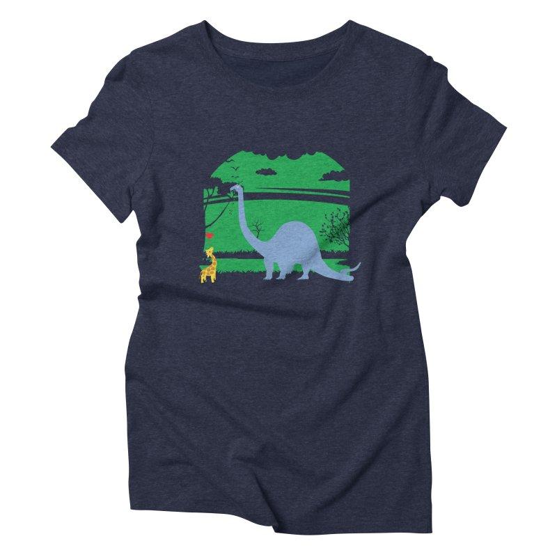 Love Wins! Women's Triblend T-Shirt by kirbymack's Artist Shop