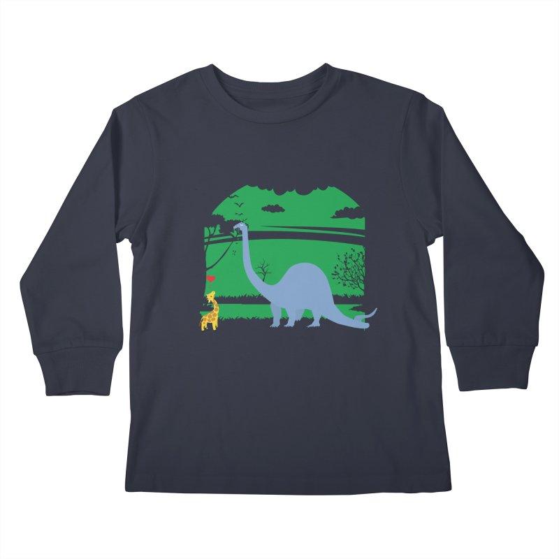Love Wins! Kids Longsleeve T-Shirt by kirbymack's Artist Shop