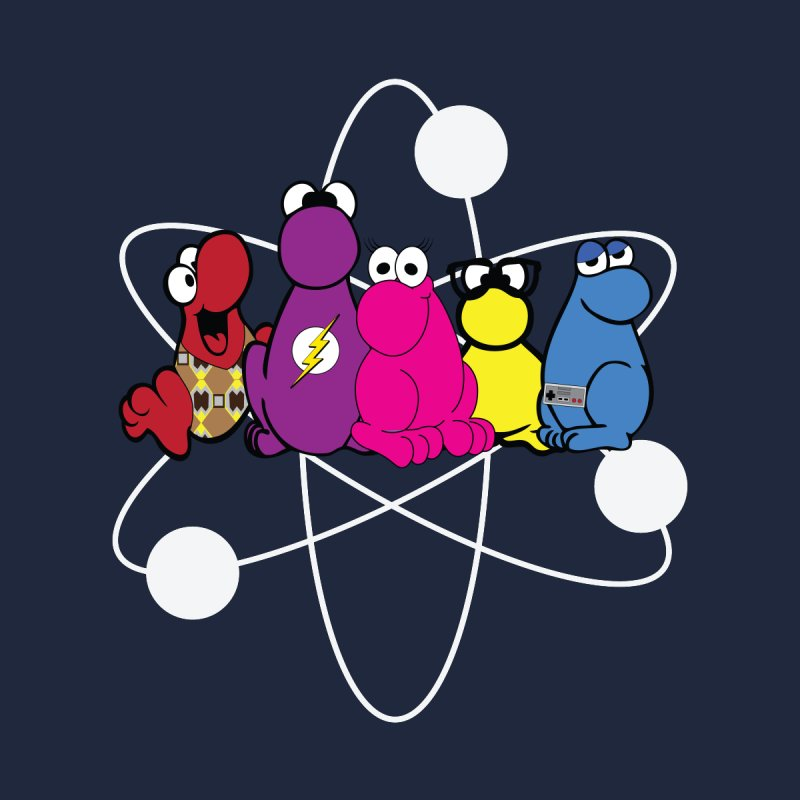 The Big Bang Theory - Nerds! by kirbymack's Artist Shop
