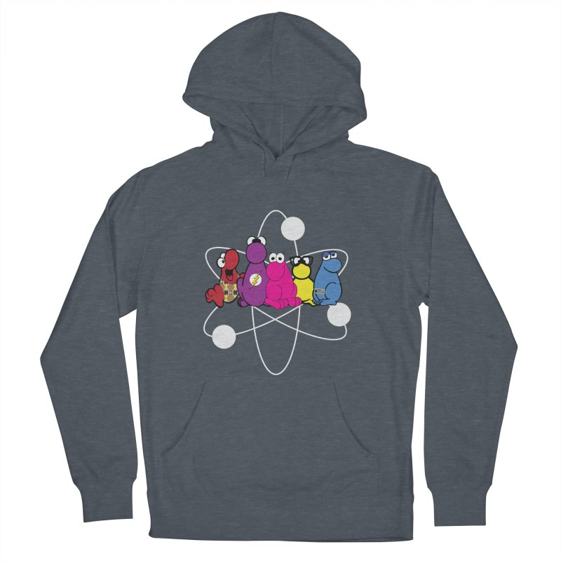 The Big Bang Theory - Nerds! Men's Pullover Hoody by kirbymack's Artist Shop