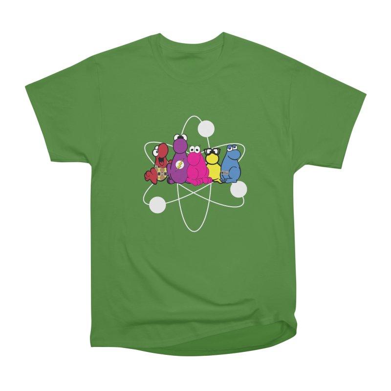 The Big Bang Theory - Nerds! Women's Classic Unisex T-Shirt by kirbymack's Artist Shop