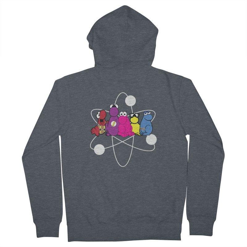 The Big Bang Theory - Nerds! Women's Zip-Up Hoody by kirbymack's Artist Shop