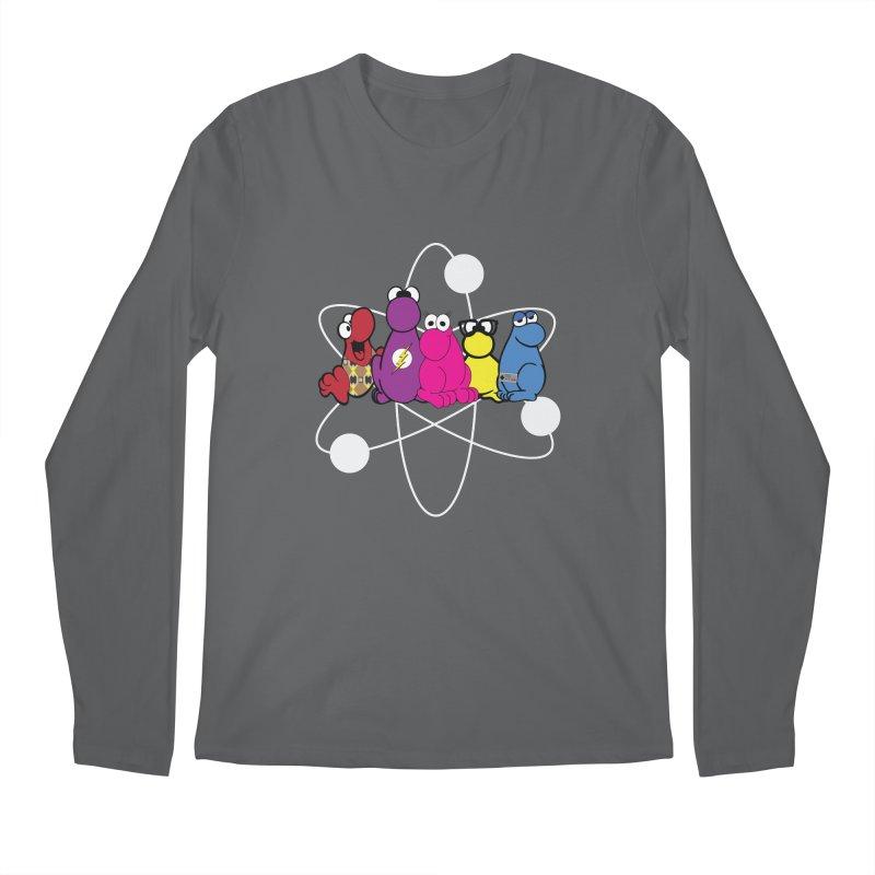 The Big Bang Theory - Nerds! Men's Regular Longsleeve T-Shirt by kirbymack's Artist Shop
