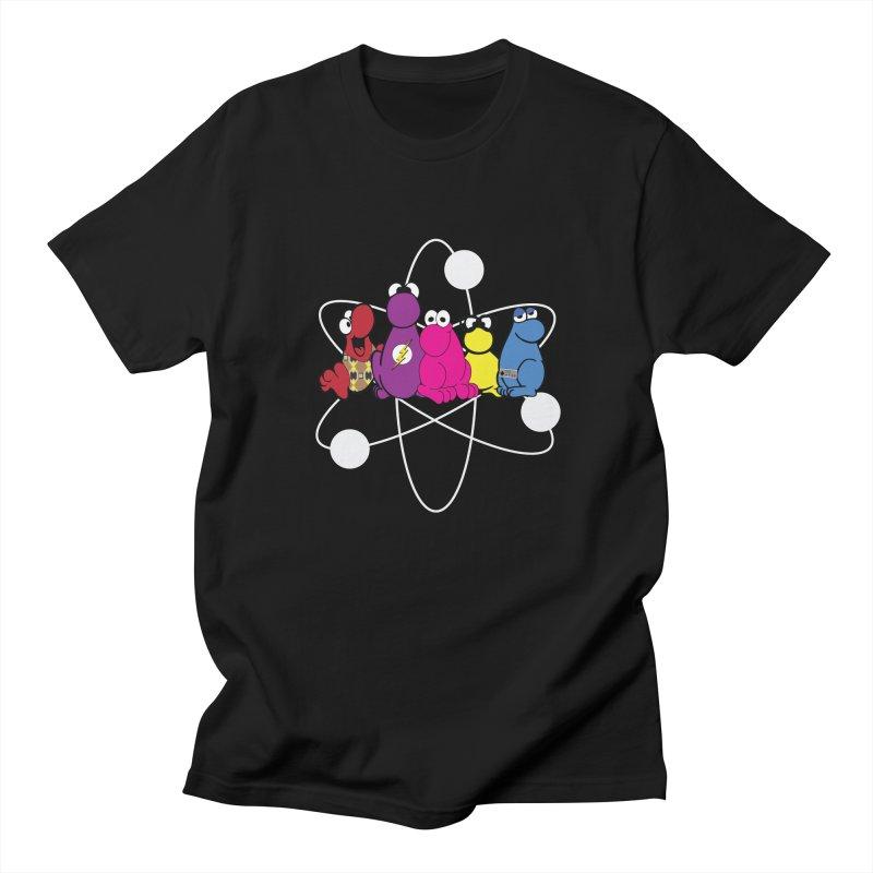 The Big Bang Theory - Nerds! Men's Regular T-Shirt by kirbymack's Artist Shop