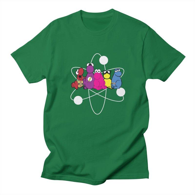 The Big Bang Theory - Nerds! Men's T-Shirt by kirbymack's Artist Shop
