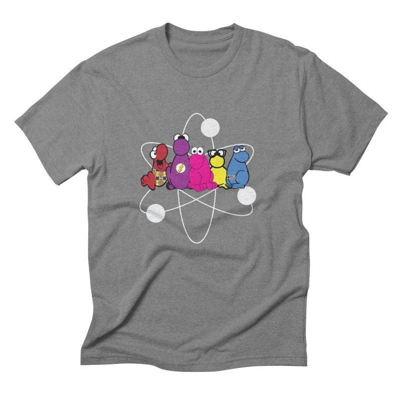 The Big Bang Theory - Nerds! Men's Triblend T-Shirt by kirbymack's Artist Shop