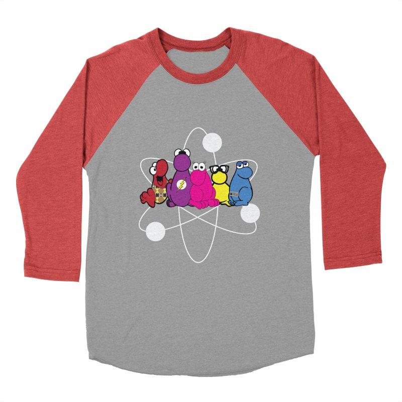 The Big Bang Theory - Nerds! Men's Baseball Triblend Longsleeve T-Shirt by kirbymack's Artist Shop
