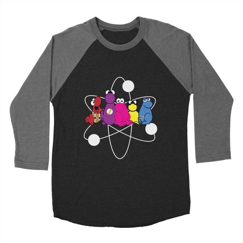 The Big Bang Theory - Nerds! Men's Baseball Triblend T-Shirt by kirbymack's Artist Shop