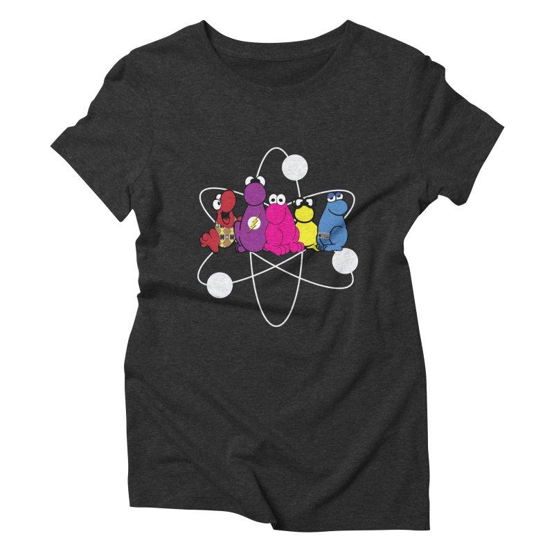 The Big Bang Theory - Nerds! Women's Triblend T-Shirt by kirbymack's Artist Shop