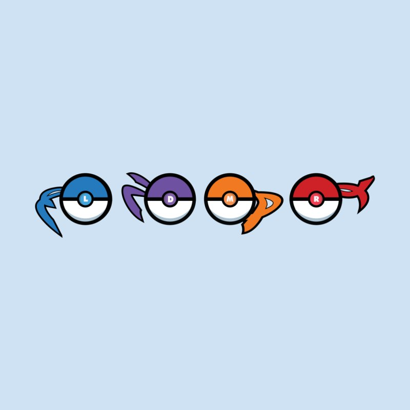 Catch 'Em All Dude! None  by kirbymack's Artist Shop