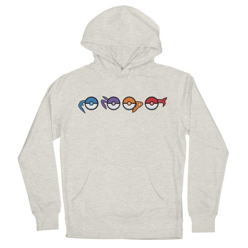 Catch 'Em All Dude! Women's Pullover Hoody by kirbymack's Artist Shop