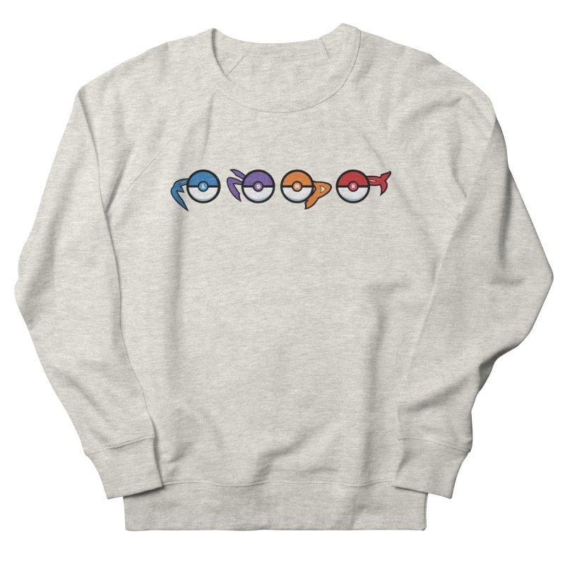 Catch 'Em All Dude! Women's Sweatshirt by kirbymack's Artist Shop