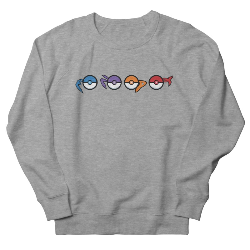 Catch 'Em All Dude! Men's Sweatshirt by kirbymack's Artist Shop