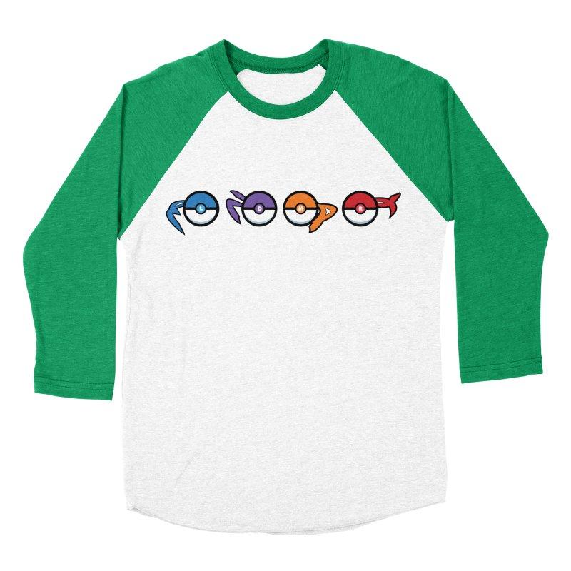 Catch 'Em All Dude! Women's Baseball Triblend T-Shirt by kirbymack's Artist Shop
