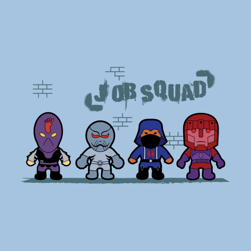 Job Squad None  by kirbymack's Artist Shop