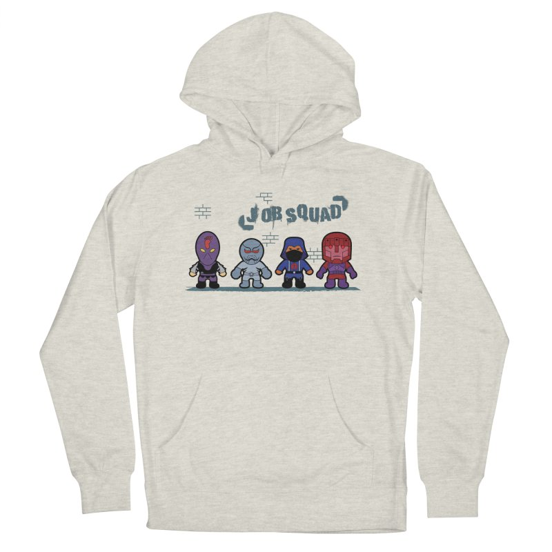 Job Squad Men's Pullover Hoody by kirbymack's Artist Shop