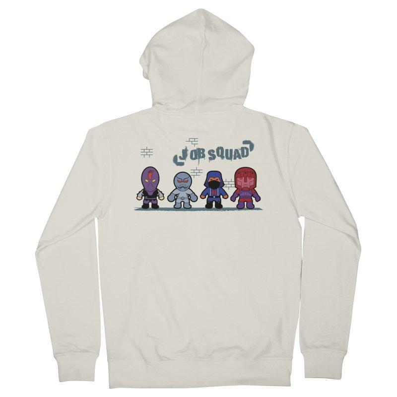 Job Squad Women's Zip-Up Hoody by kirbymack's Artist Shop