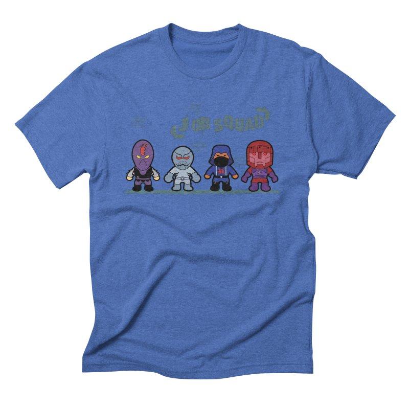 Job Squad Men's Triblend T-shirt by kirbymack's Artist Shop