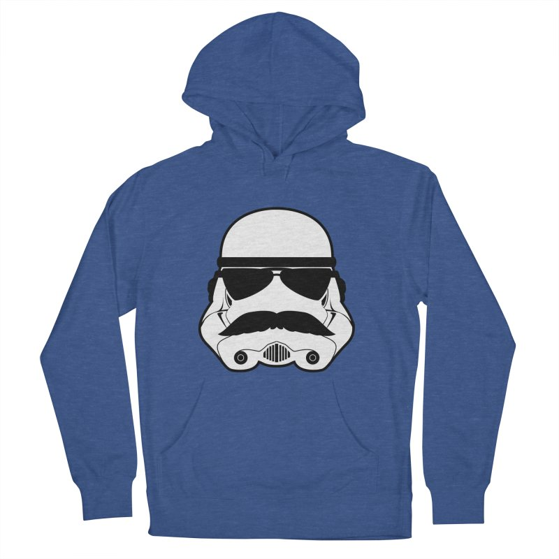 Super Trooper Men's Pullover Hoody by kirbymack's Artist Shop