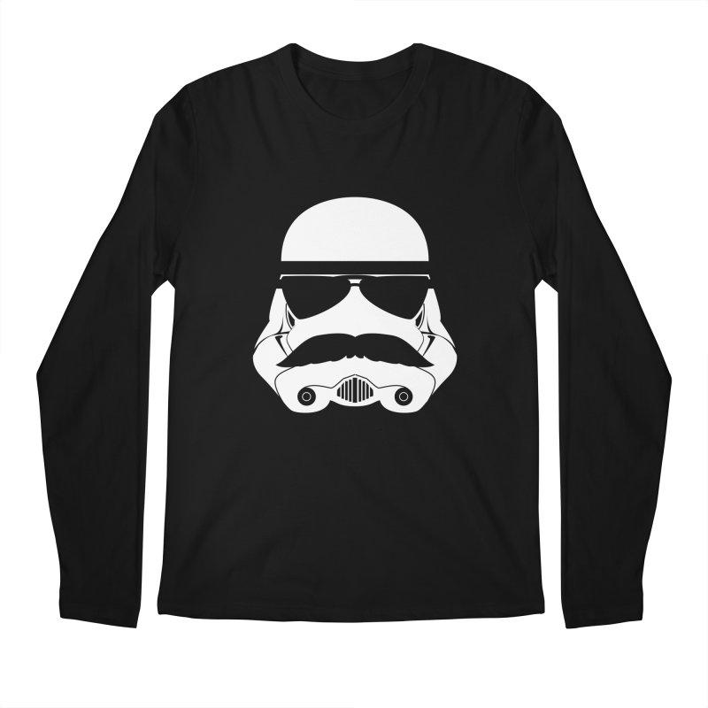 Super Trooper Men's Longsleeve T-Shirt by kirbymack's Artist Shop