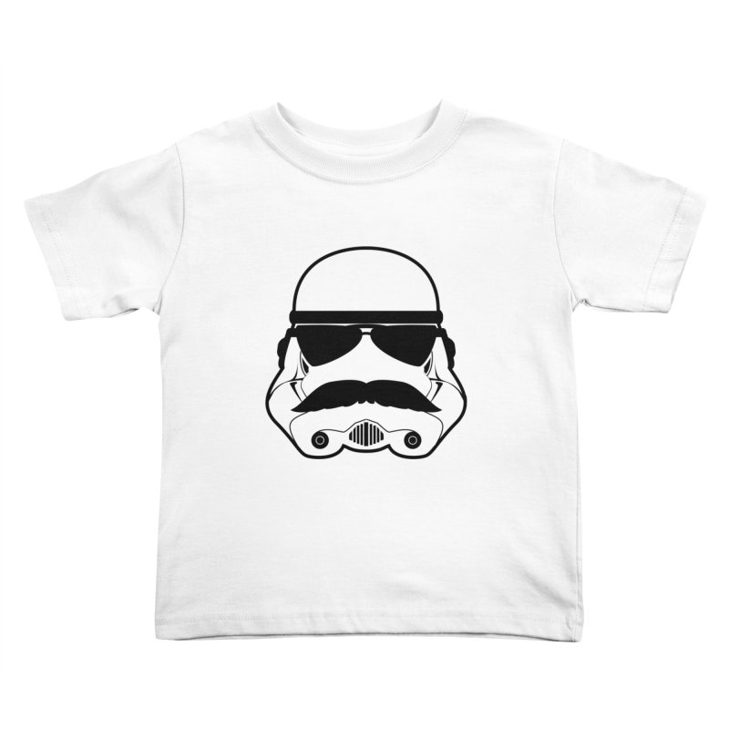 Super Trooper Kids Toddler T-Shirt by kirbymack's Artist Shop