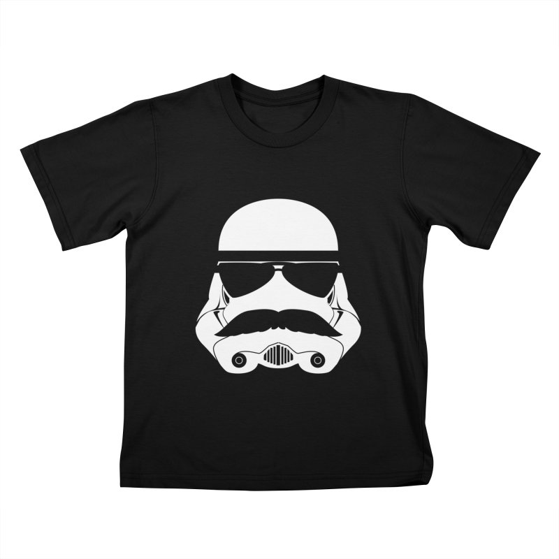 Super Trooper Kids T-shirt by kirbymack's Artist Shop
