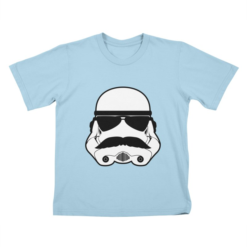 Super Trooper Kids T-Shirt by kirbymack's Artist Shop