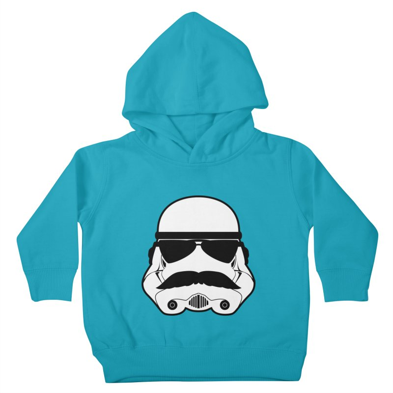 Super Trooper Kids Toddler Pullover Hoody by kirbymack's Artist Shop