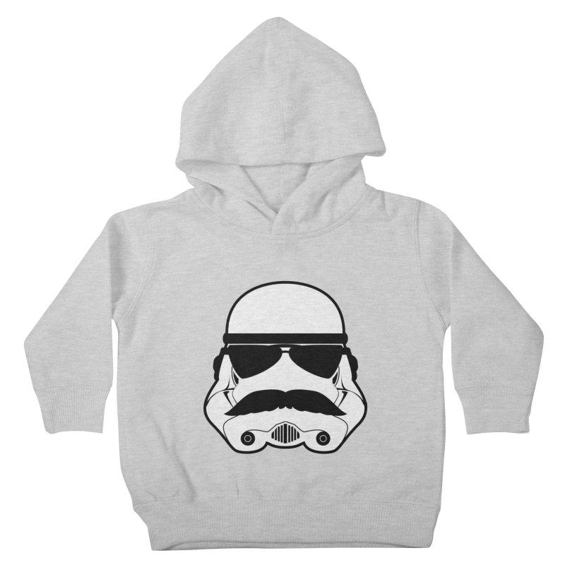 Super Trooper Kids Toddler Pullover Hoody by kirbymack's Artist Shop