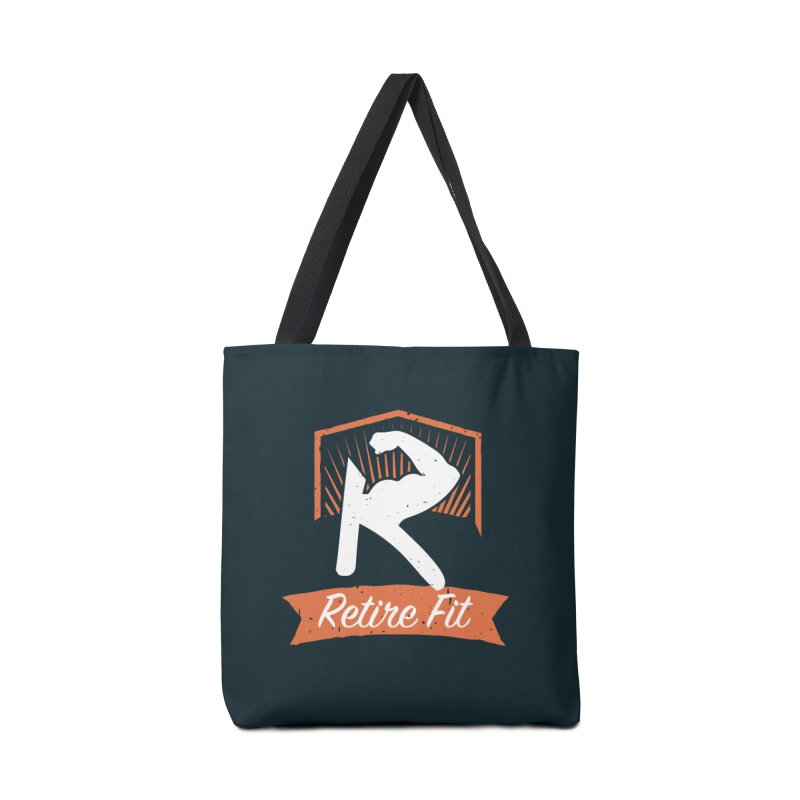 Retire Fit Accessories Bag by kirbymack's Artist Shop