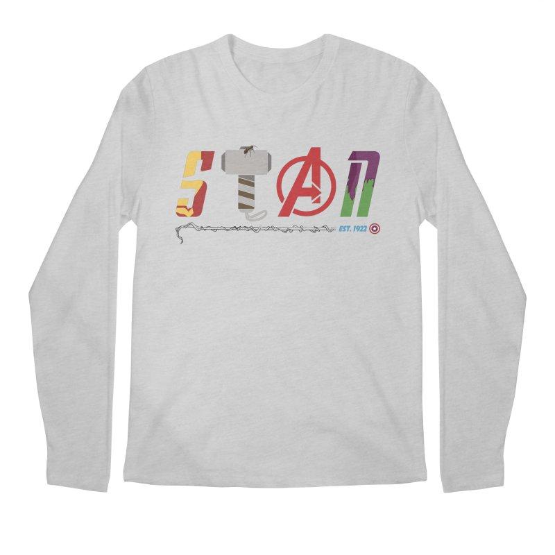 Stan Lee Men's Regular Longsleeve T-Shirt by Kirby Mack's Artist Shop