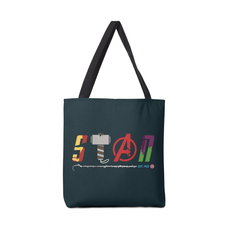 Stan Lee Accessories Bag by kirbymack's Artist Shop