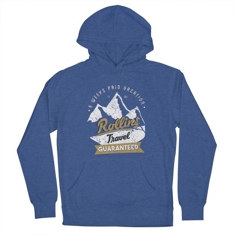 Rollins Travel Agency  Women's Pullover Hoody by kirbymack's Artist Shop